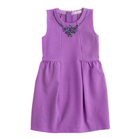 Girls' necklace dress - party - Girl's dresses - J.Crew