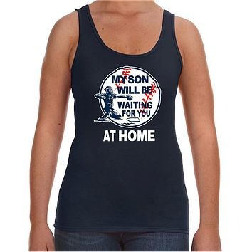 Baseball Mom Tank Top | Our T Shirt Shack
