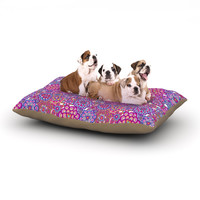 "Julia Grifol ""My Happy Flowers"" Dog Bed"