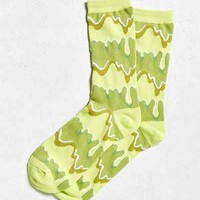 Slime Crew Sock - Urban Outfitters