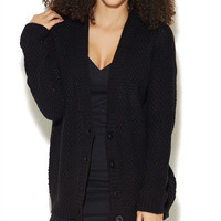 Open Stitch Cardigan | Wet Seal