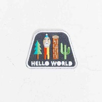 Mokuyobi Hello World Patch