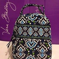 New With Tag Vera Bradley Lunch Bunch box bag In Ink Blue