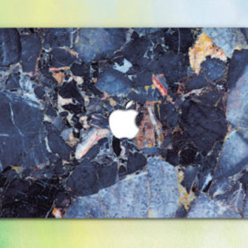 Blue Marble Macbook Case Hard Marble Macbook air Case Marble Macbook Pro Case MacBook air 13 air 11 case Marble MacBook pro 13 15 Stone
