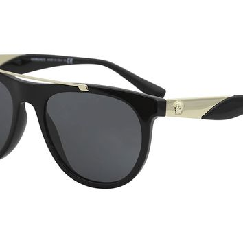 Versace Men's VE4347 Sunglasses