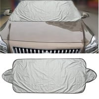 Snow Ice Sun Shade Dust Frost Freezing Car Windshield Cover