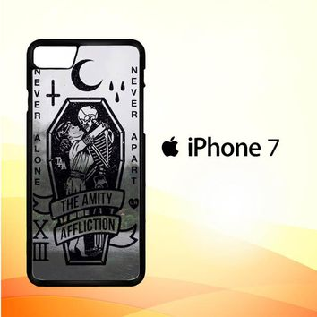 Amity Affliction Band L1344 iPhone 7 Case