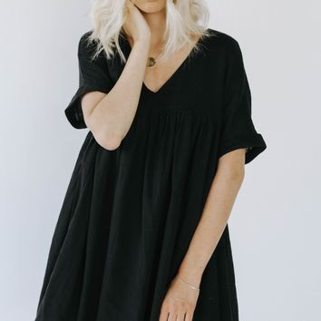 Owen Dress in Black