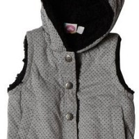 Roxy Kids Girls 2-6x Teenie Wahine Sweet Mare Vest