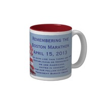 Boston Marathon 2013 from Zazzle.com
