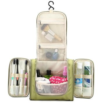 Women's Men's Cosmetic Toiletry Organization Beauty Makeup Towel Storage Bags Box Case Outdoor Travel Overnight essentials items