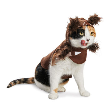 STAR WARS Halloween Ewok Cat Costume