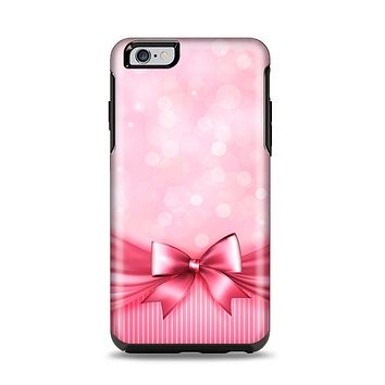 The Magical Pink Bow Apple iPhone 6 Plus Otterbox Symmetry Case Skin Set