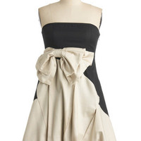Dazzling Dinner Party Dress in Black | Mod Retro Vintage Dresses | ModCloth.com