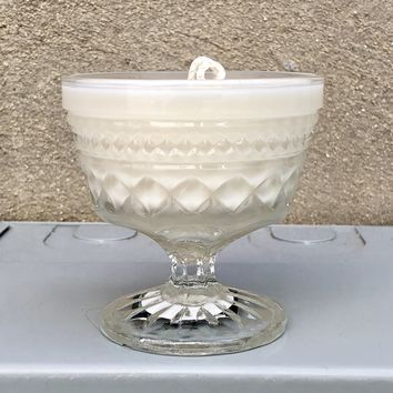 Clear Sherbert Candle