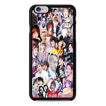 Exo Xiumin Collage iPhone 6/6S Case