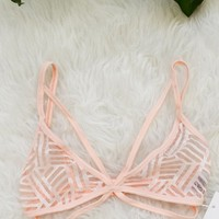 Sweet Peach Envy Bralette