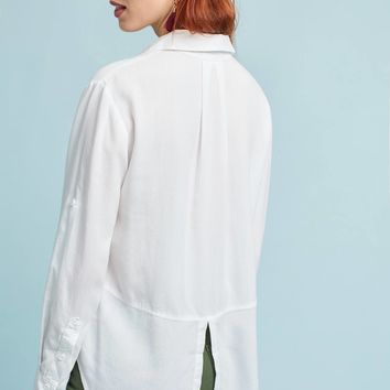 Cloth & Stone Split-Back Buttondown