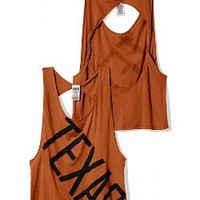 University of Texas Backless Tank - PINK - Victoria's Secret