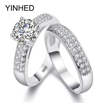 Simulated Diamond Engagement Ring from SheShopper.com