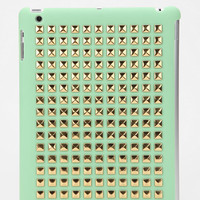 Pyramid-Stud iPad Case