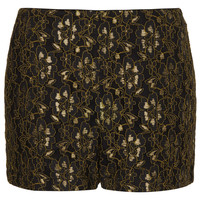 Lace High Waist Shorts - Shorts - Clothing - Topshop USA