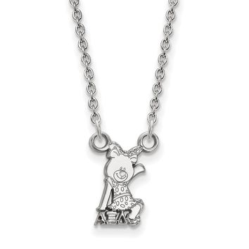 Sterling Silver Alpha Xi Delta XS Necklace