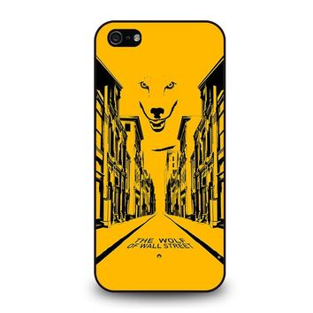 THE WOLF OF WALL STREET iPhone 5 / 5S / SE Case Cover