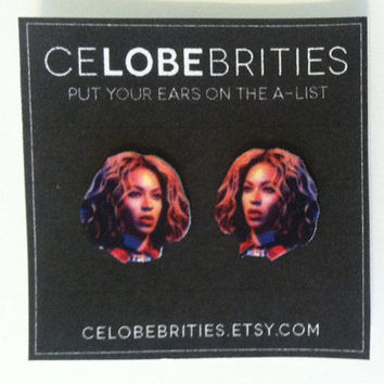 Beyonce Flawless Earrings