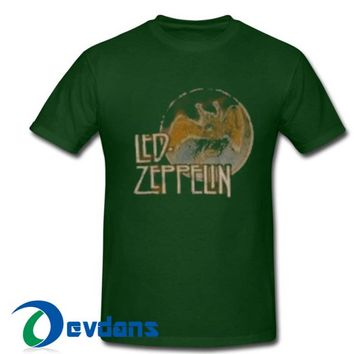 Led Zeppelin T Shirt Women And Men Size S To 3XL | Led Zeppelin T Shirt