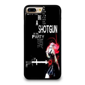 THE PRETTY RECKLESS QUOTES iPhone 4/4S 5/5S/SE 5C 6/6S 7 8 Plus X Case