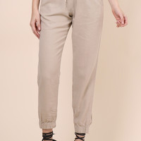 Sunday Stevens Wander Off Pants - Taupe