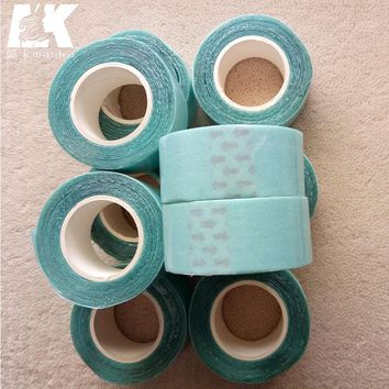 10pcs 2cmX3m Hair Adhesive Tape Extension Super Hair Tape For Double-Taped Hair Extension/Pu Extension Wig Tape