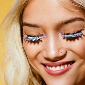 Free People Glitter Lashes