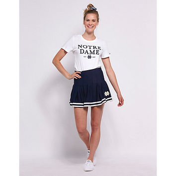 University of Notre Dame Women's Cheer Skirt