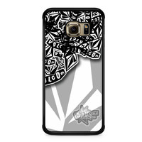 Volcom Inc Apparel and Clothing Stickerbomb Samsung Galaxy S6 Edge Case