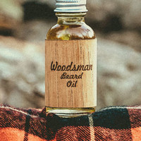 The Bearded Bastard | Woodsman Beard Oil