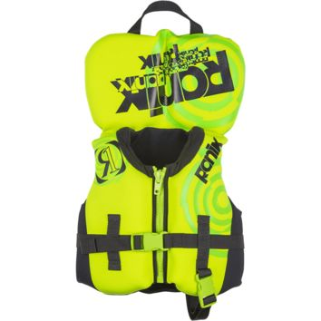 Ronix Vision Front Zip CGA Life Vest Toddler