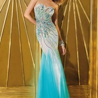 Alyce Paris 6203 at Prom Dress Shop