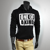 """One of a Kind"" Drawstring Hoodie"