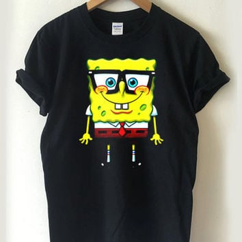 spongebob squarepants T-shirt Men, Women, Youth and Toddler