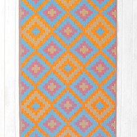 Geo Indoor/Outdoor Rug - Urban Outfitters