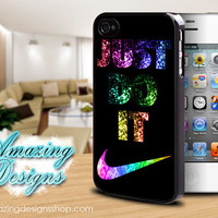 Nike iPhone Case, Just Do It, Unique, Different, Cool, iPhone 4 Case, iPhone 4S Case, iPhone Case, Case for iPhone