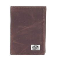 Oklahoma State Cowboys Leather Trifold Wallet (Oks Team)