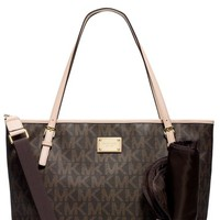 Women's MICHAEL Michael Kors 'Jet Set Travel' Diaper Bag