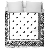 Bandana Bed Cover