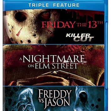 Various - Friday the 13th / Nightmare on Elm St / Freddy Vs