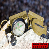 Best Lensatic Military Compass For Easy Map Navigation - Professional Grade Survival & Mapping Gear