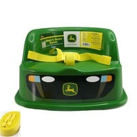 John Deere Simple & Secure Booster Seat by The First Years (Green)