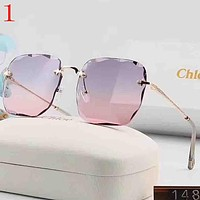 Perfect Chloe Women Fashion Summer Sun Shades Eyeglasses Glasses Sunglasses